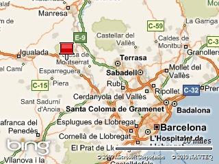 Wonderful National Park Close to Barcelona